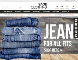 sageclothing Discount Code