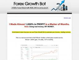Forex Growth Bot Promo Codes