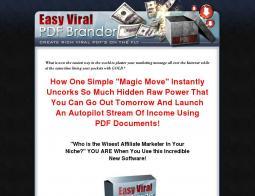 Easy Viral PDF Brander Promo Codes