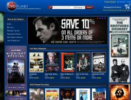DVD Planet Promo Code