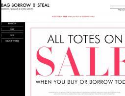 Bag Borrow or Steal Coupon