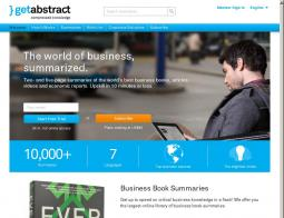 getAbstract Coupon 2018