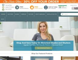 Shades Shutters Blinds Coupon