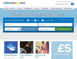 National Express Discount Code 2018