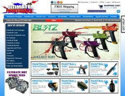 Ultimate Paintball Coupon