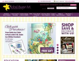Global Sugar Art Coupon 2018