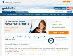CashPlus Discount Code