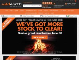 Wild Earth Promo Code