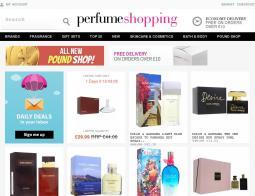 Perfume Shopping Voucher Code 2018