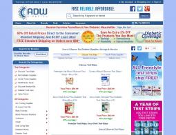 ADW Diabetes Coupon 2018