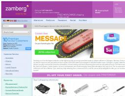 Zamberg Coupon Codes 2018