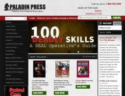 Paladin Press Coupon 2018