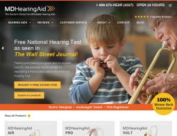 MD Hearing Aid Promo Codes