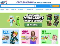 Discount Party Supplies Coupon Codes