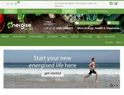 Energise For Life Promo Codes 2018
