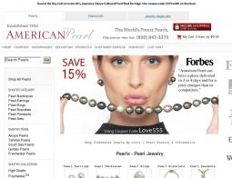 American Pearl Coupon Codes