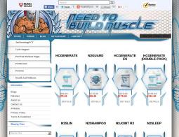 Need To Build Muscle Coupon Codes