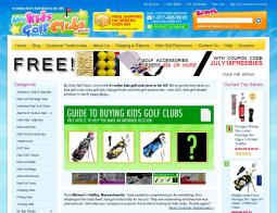 MyKidsGolfClubs.com Coupon Codes 2018