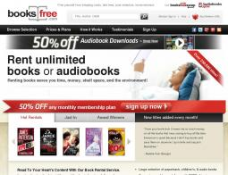 Booksfree Coupon
