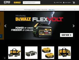 CPO Dewalt Coupon 2018