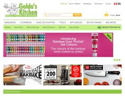 Golda's Kitchen Promo Codes