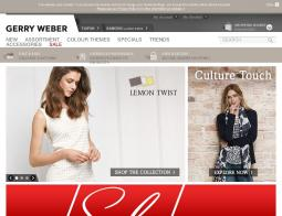 Gerry Weber Discount Code 2018