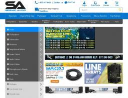 Seismic Audio Speakers Promo Codes