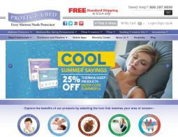 Protect-A-Bed Coupon & Promo Code