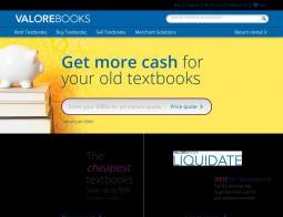 ValoreBooks Promo Code