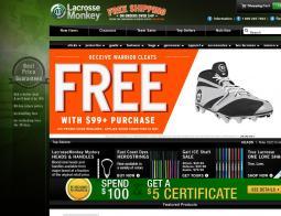 Lacrosse Monkey Promo Codes