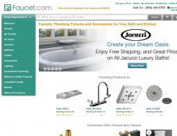 Faucet.com Promo Codes