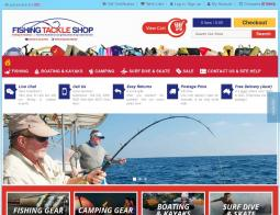 Fishing Tackle Shop Promo Codes