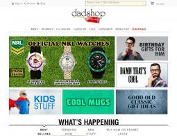 Dad Shop Promo Codes