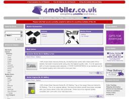 4Mobiles Discount Code