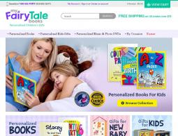 My Fairy Tale Books Promo Code