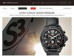 Tag Heuer Coupon 2018