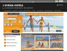 Evenia Hotels Discount Code