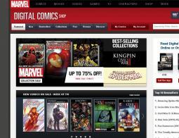 Marvel Digital Comics