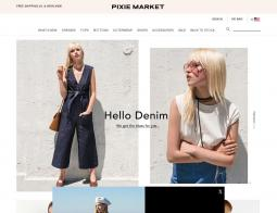 Pixie Market Coupon 2018