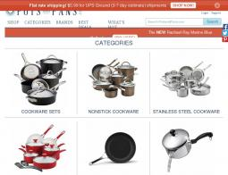 Pots and Pans Coupon