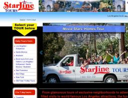 Starline Tours Coupon
