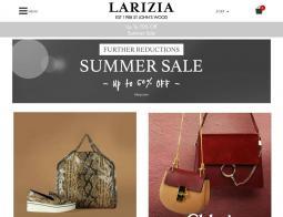 Larizia Promo Code