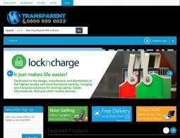 Transparent Communications Coupon