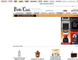 Bon'Cui Coupon Codes