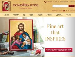 Monastery Icons Coupon Codes