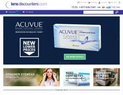 Lens Discounters Coupon Codes 2018