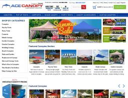 Ace Canopy Coupon Codes