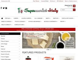 Supermarket Italy Coupon Code 2018