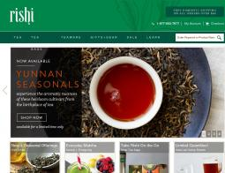 Rishi Tea Coupon & Promo Codes