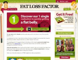 Fat Loss Factor Coupons
